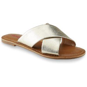 NEW Bongo Lila Womens Summer Slide Sandal Shoe